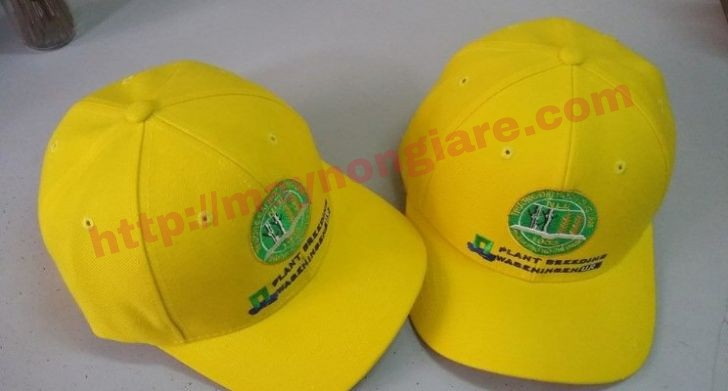 May nón quảng cáo Quận Tân Phú