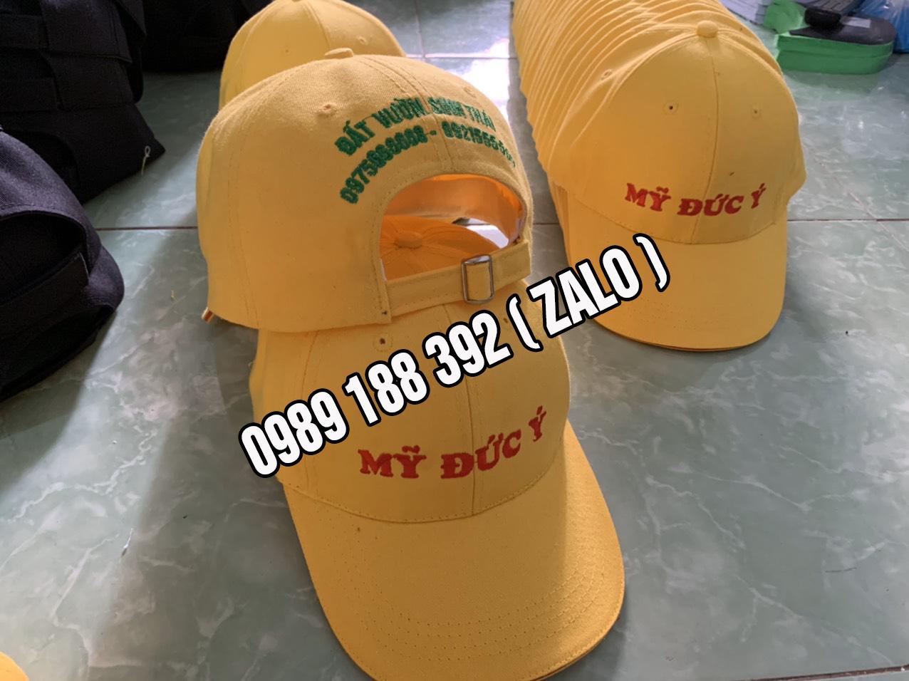 May nón du lịch Quận Bình Tân