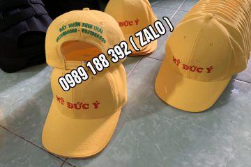 May nón du lịch Quận Tân Phú